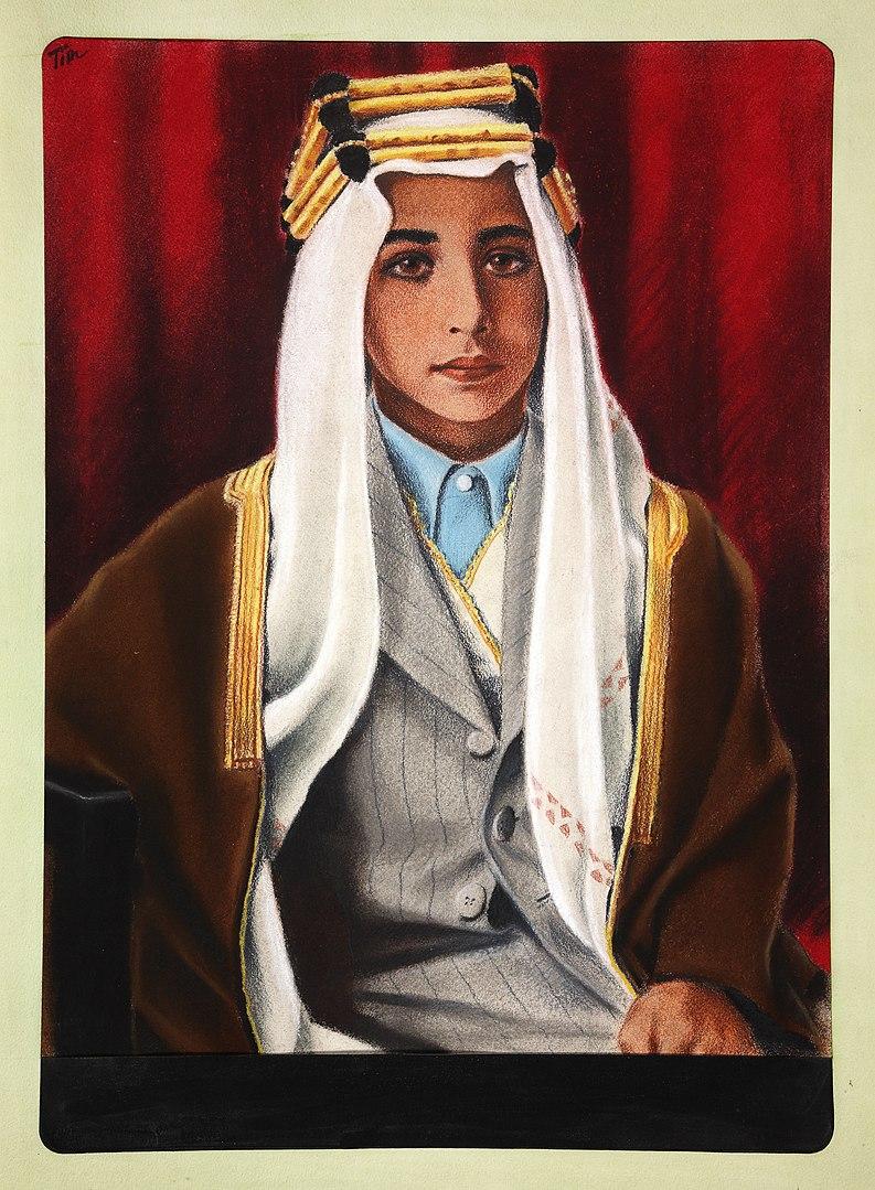 Koning Faisal II
