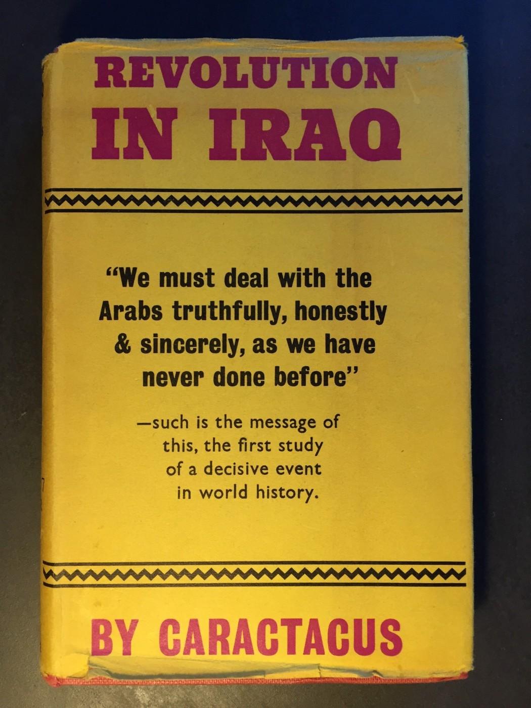 Revolution in Iraq
