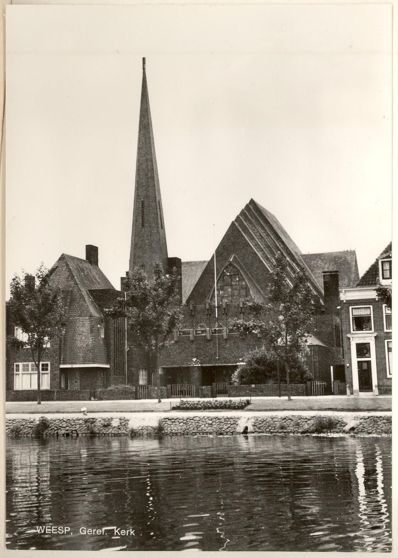 Weesp Gereformeerde Kerk